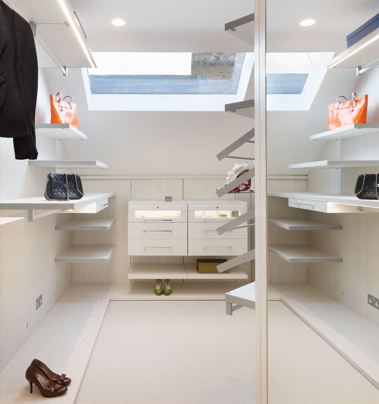 Walk In Wardrobes The Perfect Clothes Solution: Walk-in Wardrobes London & Midlands