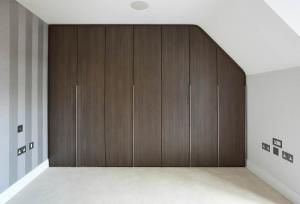Walk in Wardrobes -  opening doors Wardrobes