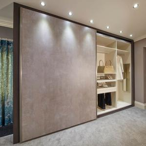 Walk-in Wardrobes - Sliding Wardrobes -  unique sliding doors